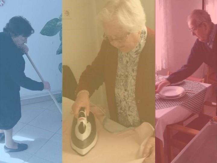 collage alzheimer